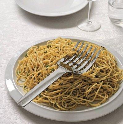 ALESSI Tibidabo spaghetti serving fork 分食叉子 (預購)