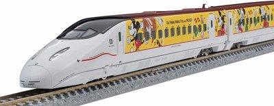 TOMIX 97914 限定品 米奇 九州新幹線800 1000系 (JR九州 Waku Waku 新幹線) 6両