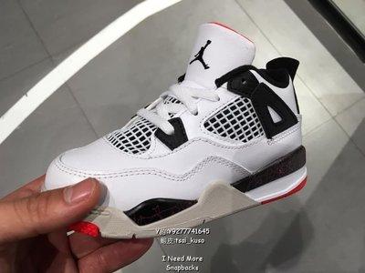 [INMS]全新Air Jordan 4 PS Hot Lava 中童鞋 BQ7669-116
