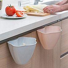 居家 廚櫃 簡易垃圾桶 廚房 掛式 垃圾桶門掛式垃圾桶 垃圾桶 流理台 收納盒 雜物盒【RS750】