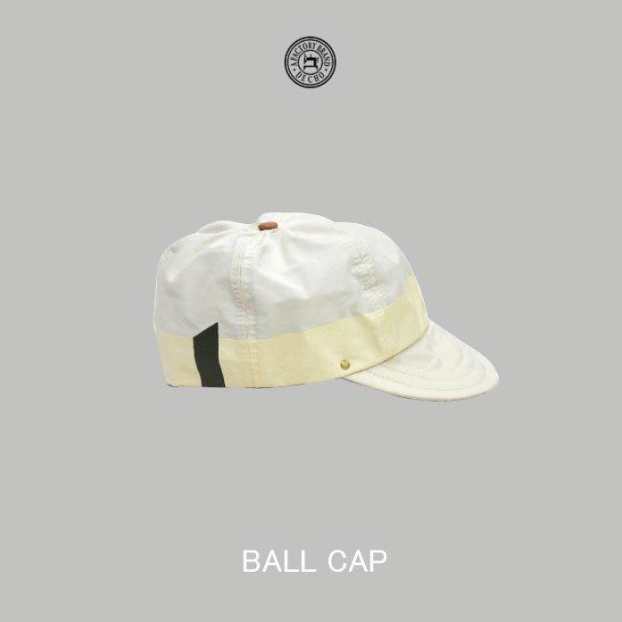 WaShiDa【7-1AD18】DECHO 日本品牌 日本製BALL CAP 短帽簷 帽子 - 預訂