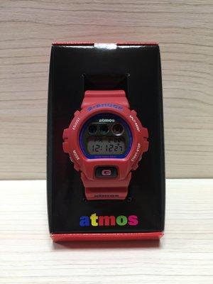 全新 聯名 ATMOS X CASIO G-SHOCK