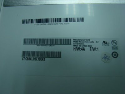 NBPRO筆電維修15.6 LED 156AT02  B156XW02適用於ASUS A52 K53 X550 X555