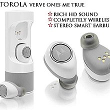 全新 Motorola Verve Ones Music Edition ME 真*無線 Bluetooth 藍牙 耳機 IP54 有Mic headphone