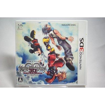 [耀西]二手 純日版 任天堂 3DS N3DS 王國之心 3D 夢降深處 含稅附發票
