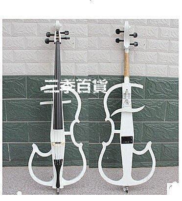 三季Heifetz/海菲茲HFC-1800手工制作實木白色電子大提琴樂器演奏琴舞臺演奏大提琴烏木❖915