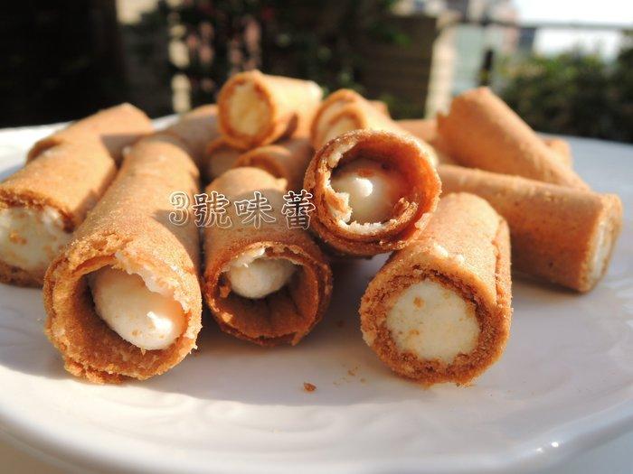 3號味蕾 量販團購網~捲心餅3000公克量販價390元....另有捲心酥   冰冰的更好吃
