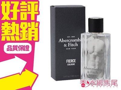 ◐香水綁馬尾◐ Abercrombie & Fitch Fierce Cologne A&F 肌肉男 經典  50ml