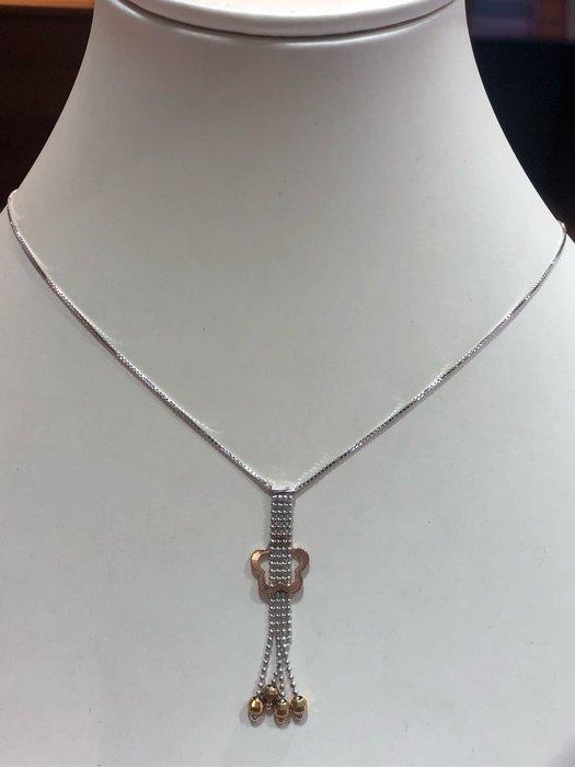 正義大利585/14K金項鍊 套鍊,簡單Y字鍊套鍊,款式簡單耐看適合平時配戴,超值優惠價4880元
