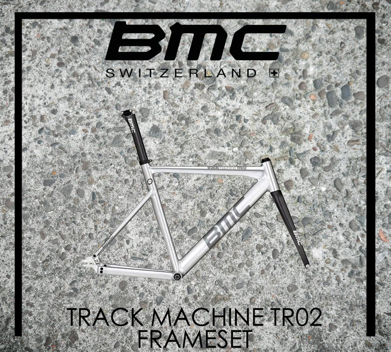 [Spun Shop] BMC Track Machine TR02 Frameset 場地車架組 (限時搶購)