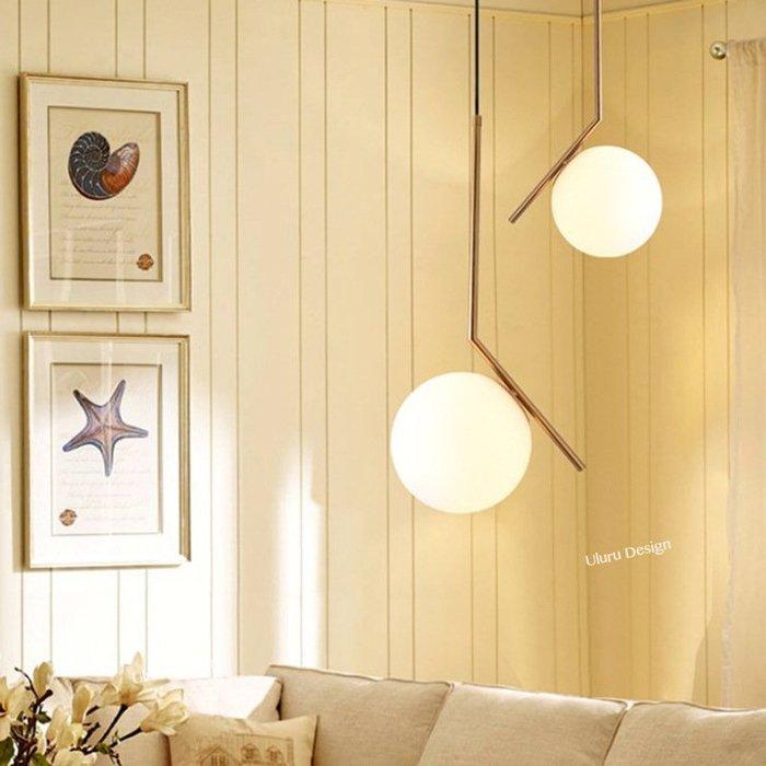 【Uluru】北歐風 圓形吊燈 客廳吊燈 餐廳吊燈 書房 吸頂燈 壁燈 燈具 丹麥 LOFT工業風 店面裝飾