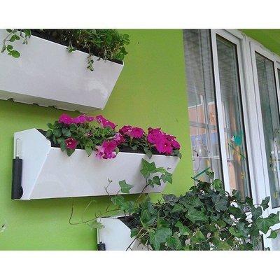 植物牆花盆室內陽台懸掛式壁掛垂直立體綠化創意牆上塑料花盆