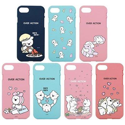 韓國 愛跳舞的兔子 浮誇兔 強化軟殼 手機殼│iPhone X XS MAX XR│z8343