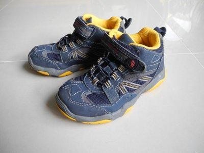 美國購買的童鞋 品牌Stride Rite運動鞋 us11.5號/18~18.5cm 漂亮極新 免運費 現貨