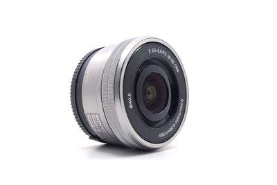 【台中青蘋果】Sony E 16-50mm f3.5-5.6 OSS SELP1650 二手 鏡頭 #56336