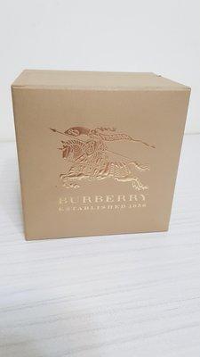 BURBERRY  ESTABLISHED 1856 錶盒