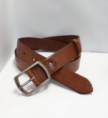 新掀貨牛仔服飾-W133-Wid Gattle真皮皮帶(100%義大利純牛皮)