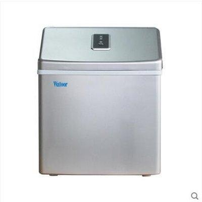 【優上】製冰機沃拓萊25kg商用冰塊機小型奶茶店KFC製冰機