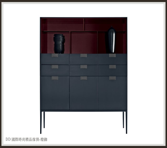 DD 國際時尚傢俱-燈飾 Alcor Storage units (復刻版)訂製餐櫃