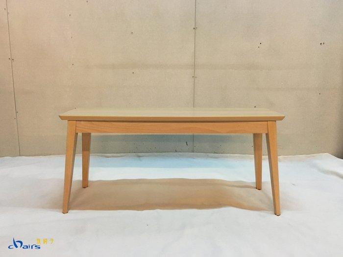 【挑椅子】北歐風實木長板凳 長凳 長椅 餐桌餐椅 茶几 矮桌 (復刻品) ZY-C50(-1) 原木色