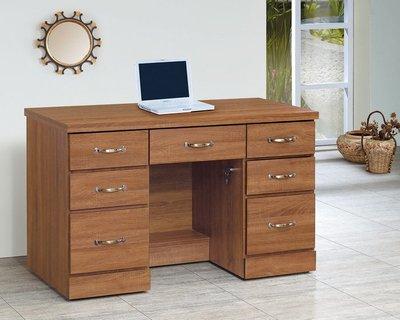 【浪漫滿屋家具】(Gp)556-3 柚木4尺書桌