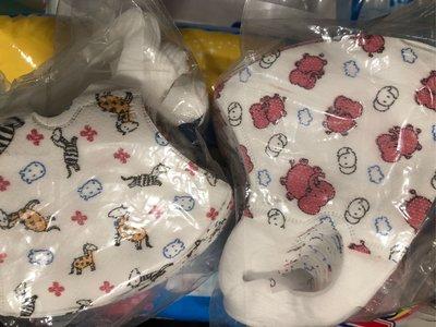 台灣巧護士(淨新兒童口罩)5-8歲立體耳掛