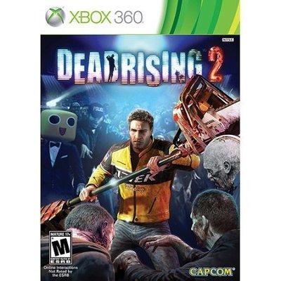 【二手遊戲】XBOX360 XBOX 360死亡復甦 2 Dead Rising 2 英文版【台中恐龍電玩】