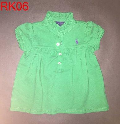 【西寧鹿】 Ralph Lauren Polo 12個月大 童裝 絕對真貨 美國帶回 可面交 RK06
