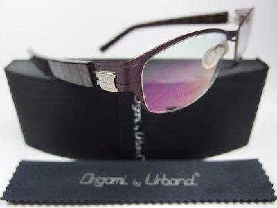 【信義計劃】全新真品 Urband 手工眼鏡 鈦金屬膠腳 專利彈簧鏡腳 可配近視老花第七代全視線變色變焦多焦點抗藍光鏡片