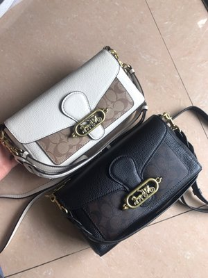 【Woodbury Outlet Coach 旗艦館】COACH 90782 Tabby酒神包信封包美國代購100%正品