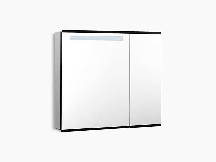 御舍精品衛浴 Kohler MaxiSpace ™ 博納鏡櫃 900mm  (雙開門) K-96107T-NA