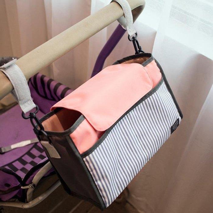 媽咪包母嬰嬰兒車掛包手推車配件掛袋置物包防水媽咪包整理收納袋掛鉤