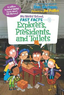 *小貝比的家*MY WEIRD SCHOOL FAST FACTS:EXPLORERS, PRESIDENTS, AND