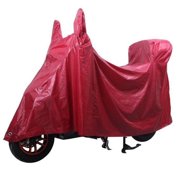 電動車摩托車車罩自行車防雨車衣雨披加厚牛津布防塵鳳燕新款上市