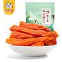 小饞貓【粒上皇-紅薯條96g*5袋】天然低脂甜蜜軟糯薯條休閑幹貨即食零食