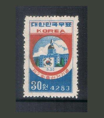 【雲品】韓國korea 1950 Sc 118 MNH 庫號#BP02 41684