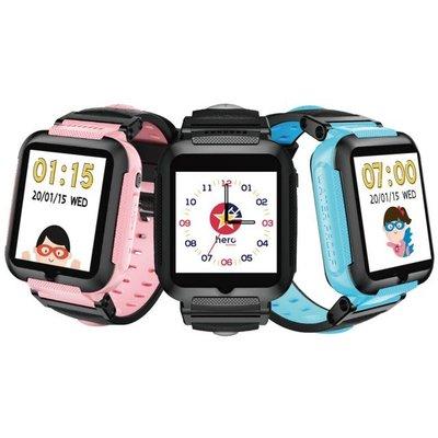 【藍宇3C】hereu hero 4G 兒童智慧手錶 奈米防水 定位 遠端 藍芽 視訊 防水防塵 兒童智能