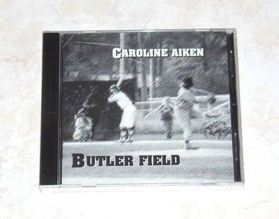 [永恆音樂網]全新Caroline Aiken:Butler Field(絕版品)
