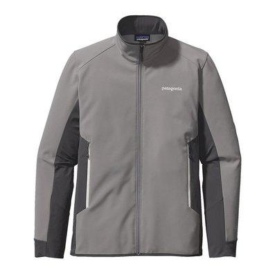 慧眼Z │ PATAGONIA Adze Hybrid 外套 立領 風衣夾克 軟殼衣 尺寸S 灰 始祖鳥 Mammut