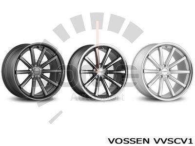 《OME - 傲美國際》美國 Vossen CV1 CV2 CV3 19 20 22吋 五爪 十爪 內凹鋁圈 保證正品空運來台