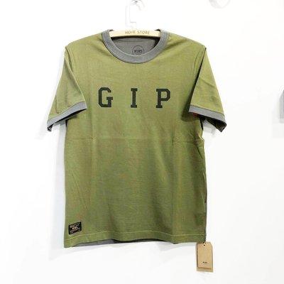 【希望商店】WTAPS RINGER S/S 14AW GIP限定 拼接 T恤