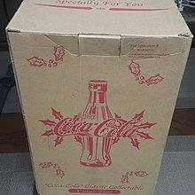 絕版 可口可樂Coca Cola x circle K Ok便利店 2002年 X'max Tree 聖誕樹