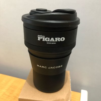 Marc Jacobs x Madame Figaro 限量版環保折疊杯 Mug 全新未用過 聖誕 禮物