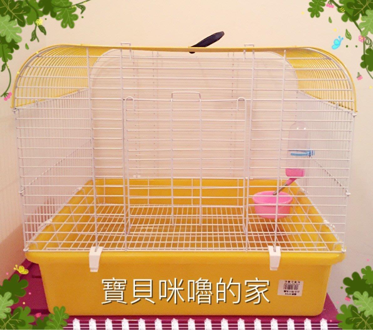 。╮♥咪嚕寵物用品♥╭。新大型兔籠~~