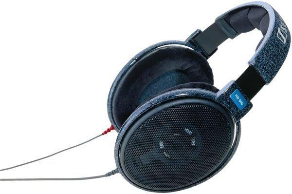 SENNHEISER HD-600 開放式 立體 頭戴式耳機