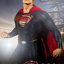 售 Sideshow Superman Man of Steel 超人-鋼鐵英雄