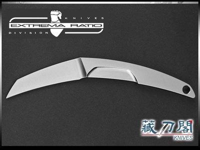 《藏刀閣》EXTREMA RATIO-(N.K.STEEL TALON)日常用切割.防衛刀