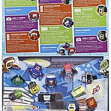 SDCC 2019 Transformers Botbots Con Crew 10 Pack