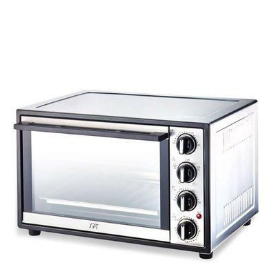「福利品特賣會」尚朋堂 雙溫控 旋風電烤箱 SO-9428S(A) 外觀刮傷,不影響正常使用不介意再下標