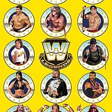 英國進口海報 PP34710(美國職業摔角 傳奇人物 WWE (Legends Chrome))